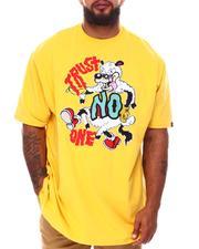 Big & Tall - Trust No One T-Shirt (B&T)-2676257