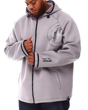 Big & Tall - Flash Tech Warmup Jacket Hoodie (B&T)-2676177