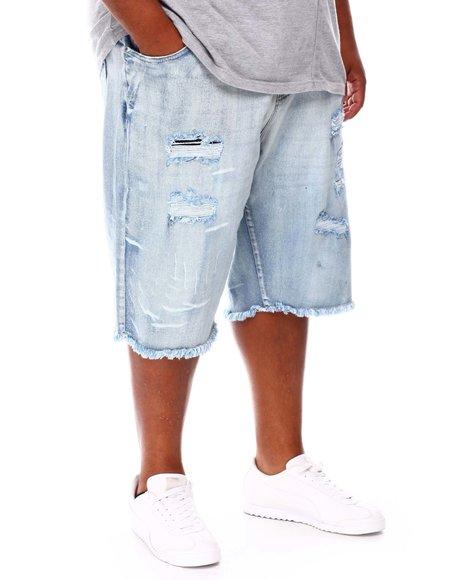 Buyers Picks - Rip & Repair Denim Shorts (B&T)