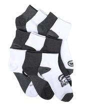 Ecko - 10 Pack Quarter Socks-2670852