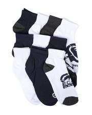 Ecko - 10 Pack Quarter Socks-2672653