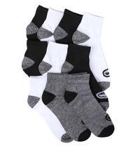 Ecko - 10 Pack Quarter Socks-2672655