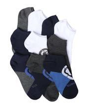 Ecko - 10 Pack Flat-knit Low Cut Socks-2675453