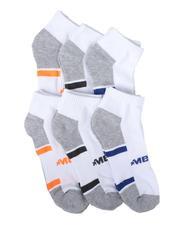 Mecca - 6 Pack Fashion Low Cut Socks-2675455