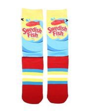 DRJ SOCK SHOP - Swedish Fish Bag Socks-2675750