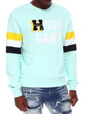 Sweatshirts & Sweaters - half back crew-2677094