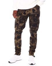 Cargo Zipper Pant