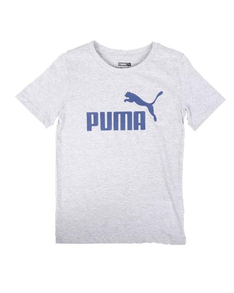 Puma - Amplified Pack Cotton Jersey Graphic Tee (8-20)