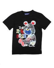 Arcade Styles - Good Life Graffiti Bear Tee (8-20)-2678095