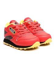 Reebok - Reebok x Jurassic Park Classic Leather Sneakers (4-10)-2678369