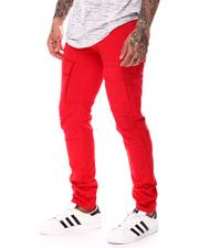 Pants - DENIM CARGO PANT-2677211