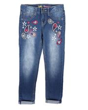 Lee - Paisley Crop Jeans (7-14)-2676146