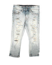 Jordan Craig - Destructed Stretch Jeans  (2-7)-2676822