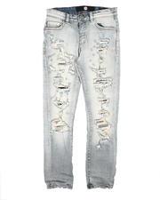 Jordan Craig - Destructed Stretch Jeans (8-16)-2676866