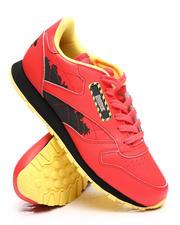 Grade School (5 yrs+) - Reebok x Jurassic Park Classic Leather Jr. Sneakers (3.5-7)-2678394