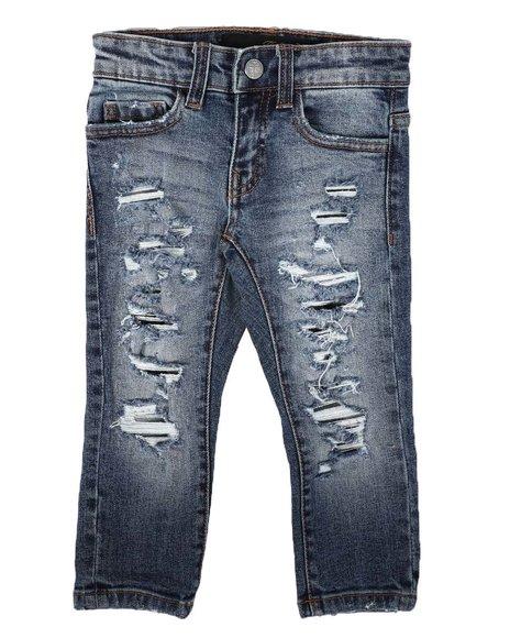 Jordan Craig - Destructed Stretch Jeans (2-7)