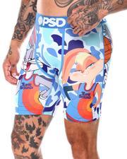 Loungewear - Lola x Bugs Camo Boxer Briefs-2677435
