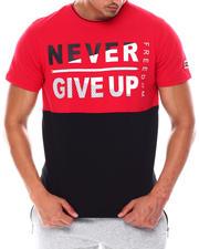Akademiks - Never Give Up Tee-2678770