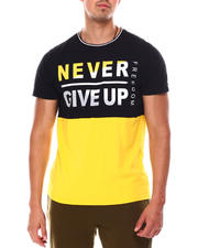Akademiks - Never Give Up Tee-2678791