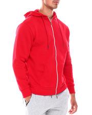 Buyers Picks - Fleece Full Zip Hooded Sweatshirt-2678987