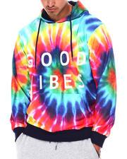 Buyers Picks - Good Vibes Tie Dye Hoodie-2678993