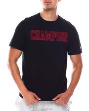Champion - OFFSET BLOCK CHAMPION HERITAGE SHORT SLEEVE TEE-2678538