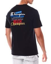 Champion - C & CHAMPION LOGOS HERITAGE SHORT SLEEVE TEE-2678550