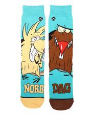 ODD SOX - Angry Beavers Socks-2675945