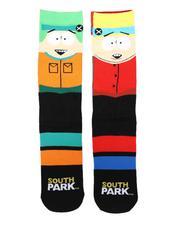 DRJ SOCK SHOP - South Park Gang Socks-2675946