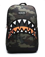 Hurley - Crusher Graphic Backpack (Unisex)-2678721