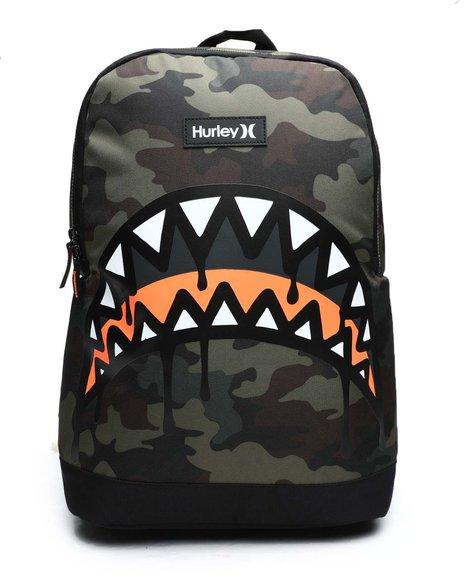 Hurley - Crusher Graphic Backpack (Unisex)