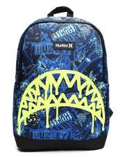 Hurley - Crusher Graphic Backpack (Unisex)-2678722