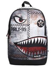 Hurley - Crusher Graphic Backpack (Unisex)-2678720