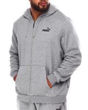 Puma - Essential Small Logo Full Zip Hoodie (B&T)-2679079