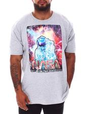 Akademiks - NASA Astronaut T-Shirt (B&T)-2679379