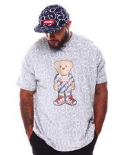 Big & Tall Faves - Legend Bear T-Shirt & Hat Set (B&T)-2679387