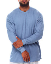 Thermals - Lightweight L/S V-Neck Thermal (B&T)-2679375