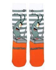 DRJ SOCK SHOP - Plankton Socks-2675656