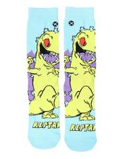 cartoons-pop-culture - Reptar Socks-2675659