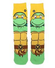 cartoons-pop-culture - Michelangelo Socks-2675916