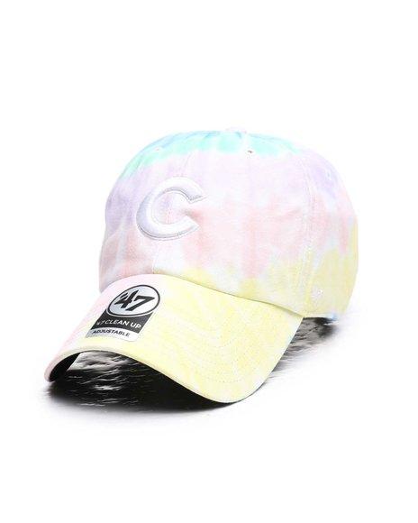 '47 - Chicago Cubs White Rio 47 Clean Up Cap