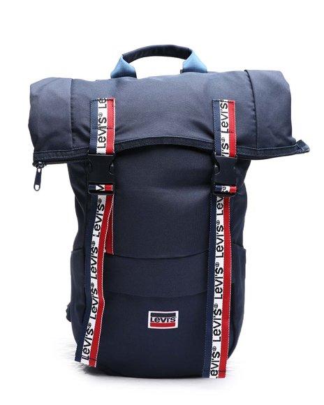 Levi's - Sportswear Logo Taping Top Loader Backpack (Unisex)
