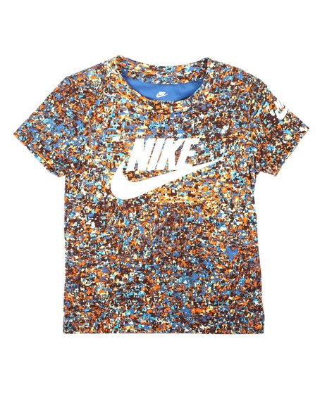 Nike - Short Sleeve Graphic T-Shirt (2T-4T)