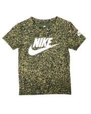 Nike - Short Sleeve Graphic T-Shirt (4-7)-2679636