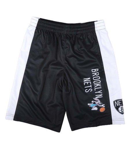 NBA x SPACE JAM - NBA x Space Jam Brooklyn Nets Mesh Shorts (8-20)