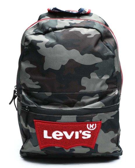 Levi's - Multi-Zip Batwing Backpack (Unisex)