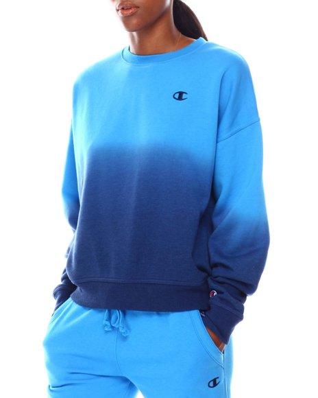 Champion - Relaxed Fleece Crew Neck Pullover
