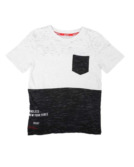 DKNY Jeans - Color Block Tee (8-20)