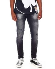 Jeans & Pants - Distressed and tic detail jean-2671770
