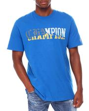 Champion - MASHUP CHAMPION FONTS HERITAGE SHORT SLEEVE TEE-2680616